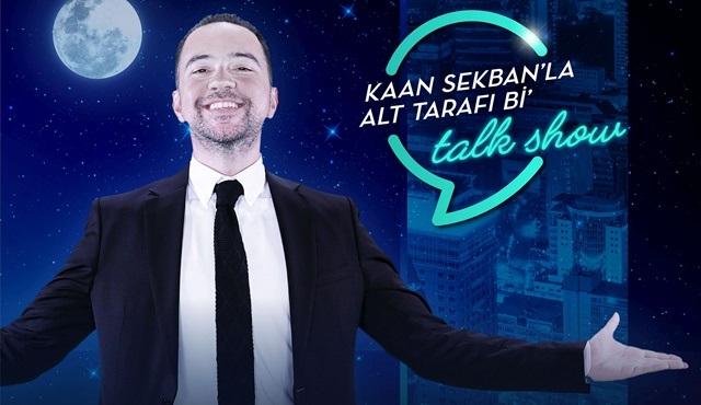 Kaan Sekban'la Alt Tarafı Bi' Talk Show, 19 Eylül'de beIN CONNECT'te başlıyor!