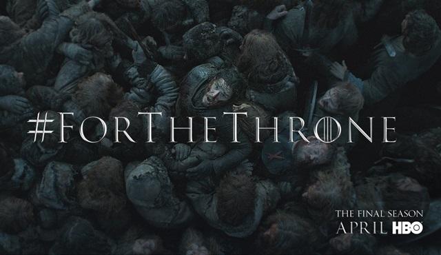 Game of Thrones'un final sezonundaki bölümlerinin süreleri belli oldu