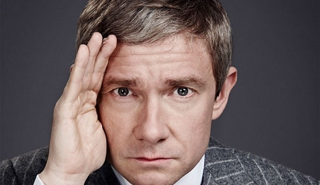 The Tonight Show'da bu hafta: Martin Freeman