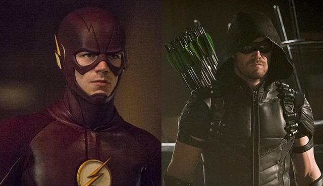 NYCC 2015: Arrow ve The Flash için yeni sezon tanıtımları geldi