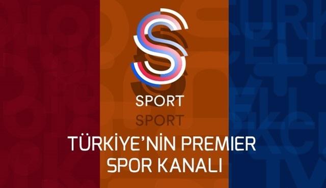 Türkiye'nin Premier Spor Kanalı S Sport, yayın hayatına başladı!