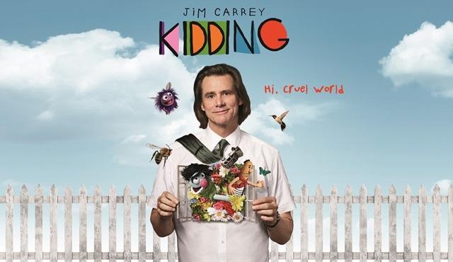 Jim Carrey'nin başrolünde yer aldığı Kidding, GAİN'de yayına girdi!