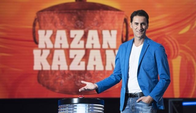 Bekir Aksoy'un sunumuyla 'Kazan Kazan' Atv'de başlıyor!