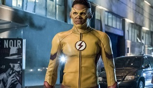 Wally West, Legends of Tomorrow dizisine transfer oluyor