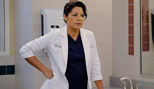Sara Ramirez, Grey's Anatomy'den ayrılıyor