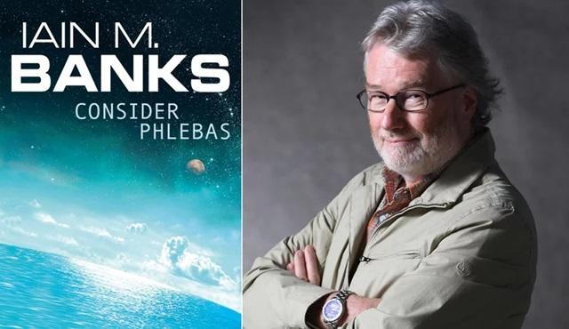 Iain M. Banks'in Consider Phlebas romanı dizi oluyor