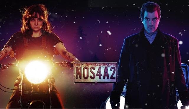 AMC, NOS4A2 dizisini 2. sezonun ardından iptal etti