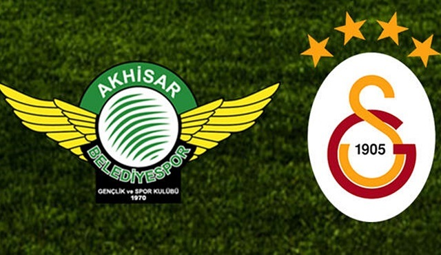 Akhisarspor - Galatasaray karşılaşması atv'de ekrana geliyor!