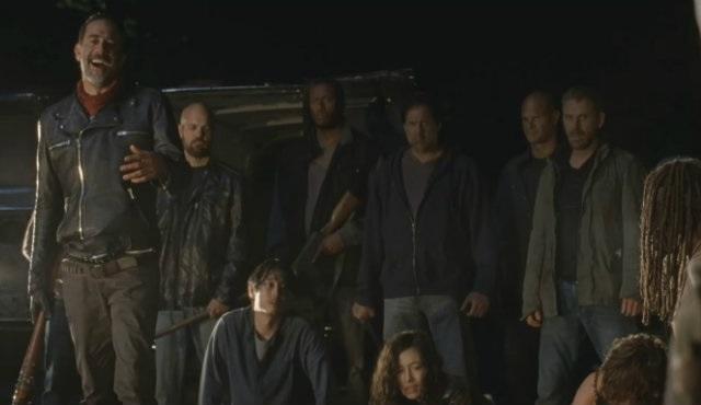 The Walking Dead'in yeni sezonundan kamera arkası görüntüleri paylaşıldı!