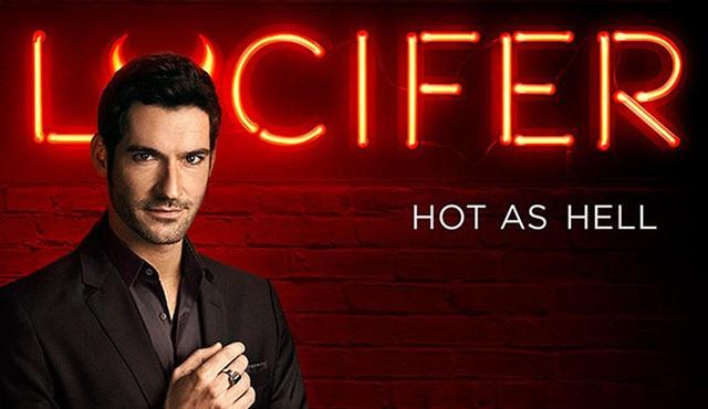 Lucifer dizisi için ilk poster geldi