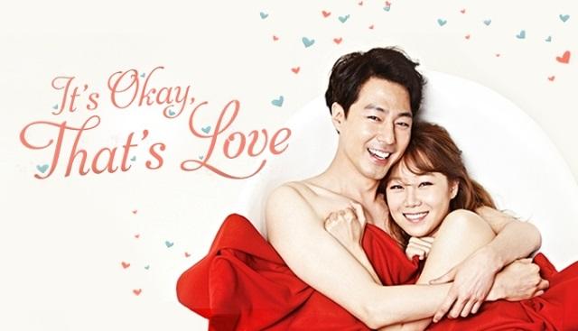 It's Okay That's Love: Evet, aşk böyle bir şey olmalı!