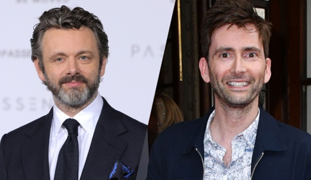 Michael Sheen ve David Tennant, Good Omens'in başrol oyuncuları oldular