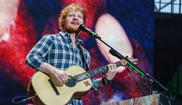 Şarkıcı Ed Sheeran, The Bastard Executioner'da rol alacak