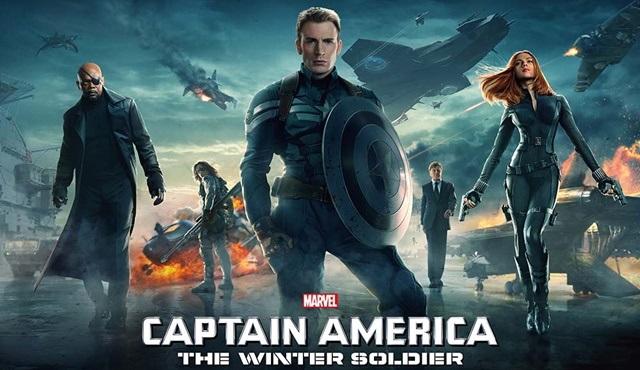 Captain America: Winter Soldier filmi Tv'de ilk kez ATV'de ekrana gelecek!