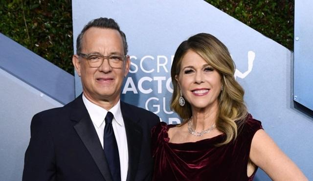 Tom Hanks ve eşi Rita Wilson da koronavirüse yakalandı