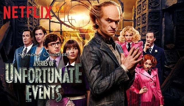 A Series of Unfortunate Events'in final sezonundan yeni bir tanıtım geldi