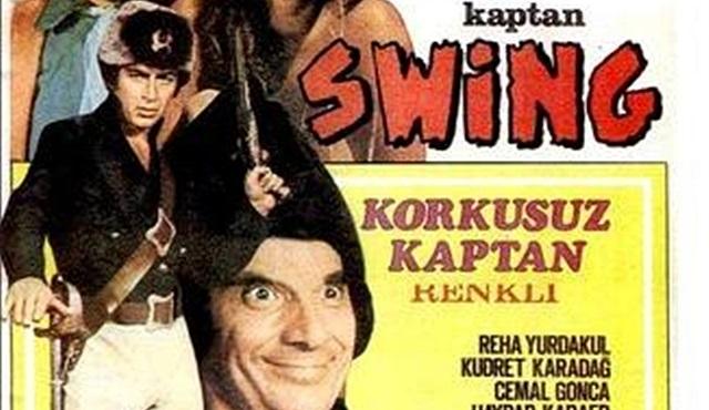 "Fantastik Filmler Kuşağı | ""Kaptan Sving Korkusuz Kaptan"""
