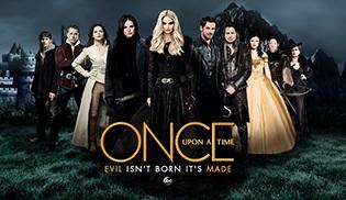 Once Upon a Time karakterleri masallarda nasıl görünüyor?
