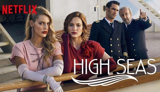 Netflix'in İspanyol yapımı dizisi Alta Mar, ikinci sezonuyla 22 Kasım'da ekrana dönüyor