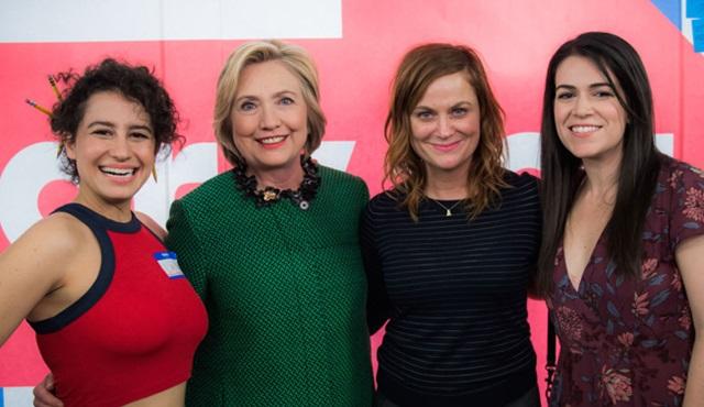 Hillary Clinton, Broad City'ye konuk olacak