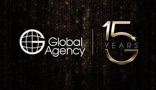 Türkiye'nin önde gelen içerik dağıtım şirketlerinden Global Agency 15. yılını kutluyor