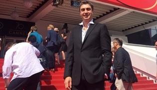 Necati Şaşmaz, Cannes Film Festivali'ne katıldı!