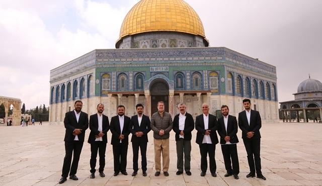 TRT Müzik Ramazan programını Kudüs'ten yayınlıyor!