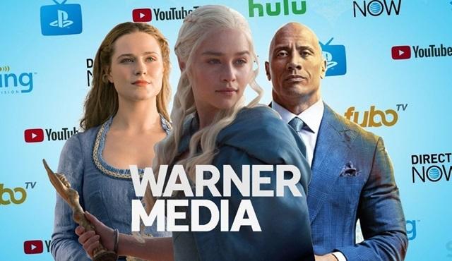 WarnerMedia'nın online yayın platformu yıl bitmeden hizmete girecek