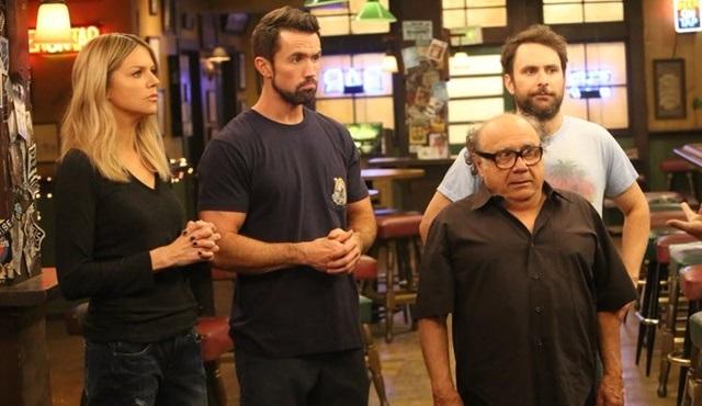 It's Always Sunny in Philadelphia, FX'ten 4 sezonluk onay aldı