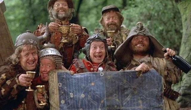 Time Bandits filmi Apple için dizi olarak uyarlanacak