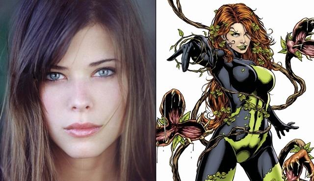 Gotham, Poison Ivy'yi yine değiştiriyor