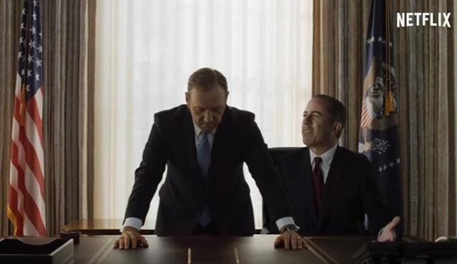 Netflix'ten Emmy'ye özel yeni bir reklam geldi