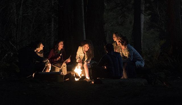 Dead of Summer dizisinden ilk tanıtım geldi