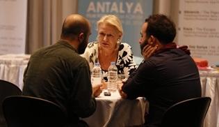 Antalya Film Forum genç sinemacıların ilgi odağı oldu!