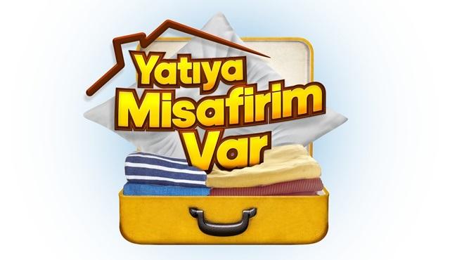 Yatıya Misafirim Var programı 30 Kasım'da Kanal D'de başlıyor!