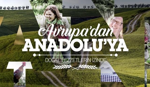 """""""Avrupa'dan Anadolu'ya Doğal Lezzetlerin İzinde"""", NTV'de ekrana geliyor!"""