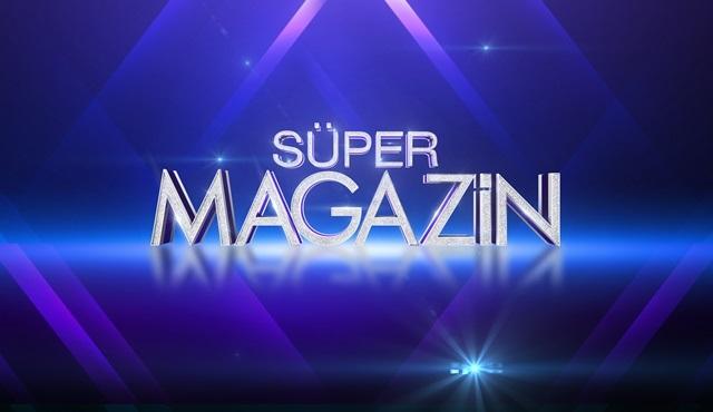 Kanal D'nin yeni magazin programı Süper Magazin başlıyor!