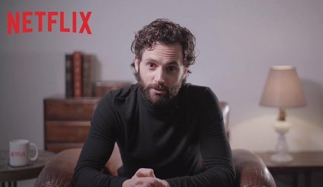 Penn Badgley, Netflix profilini ve izleme alışkanlıklarını hayranlarıyla paylaştı!