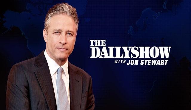 Jon Stewart'a veda