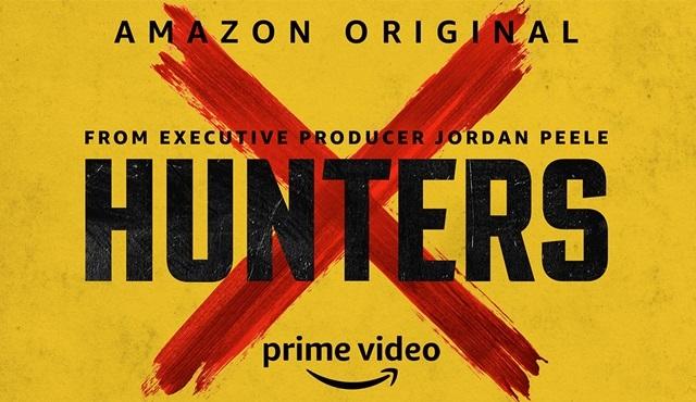 Al Pacino'lu Hunters dizisinin ilk tanıtımı yayınlandı
