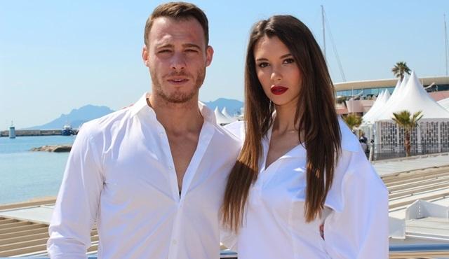 Kerem Bürsin ve Leyla Lydia Tuğutlu, MIPTV 2017 için Cannes'a gitti!