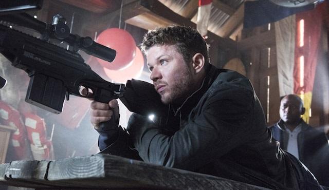 Shooter dizisinin ilk bölümü ertelendi