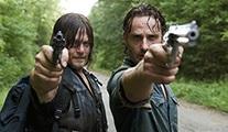 Sezonun en çok konuşulan dizisi: The Walking Dead