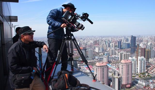 National Geographic Çin'e bu kez yukarıdan bakmaya çağırıyor!