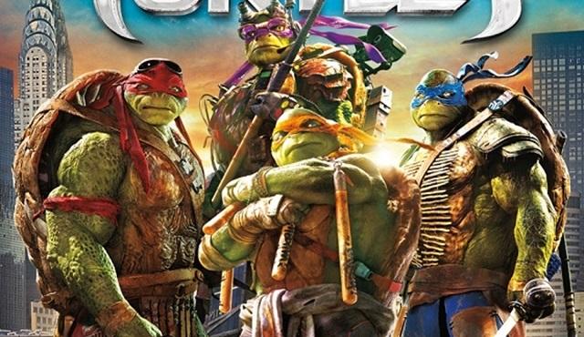 Tv'de İlk Kez: ''Teenage Mutant Ninja Turtles'' ATV'de ekrana geliyor!