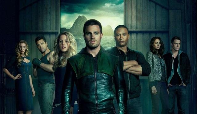 Katilden kahramana; Oliver Queen!..
