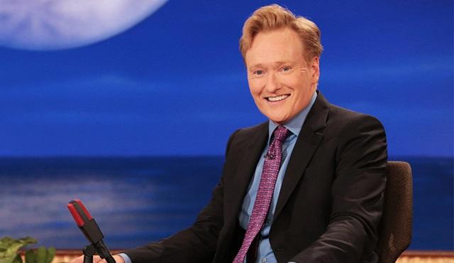Conan O'Brien şimdi de Güney Kore'de!
