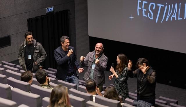 7. Engelsiz Filmler Festivali'nin ilk gününde neler oldu? (7 Ekim 2019)