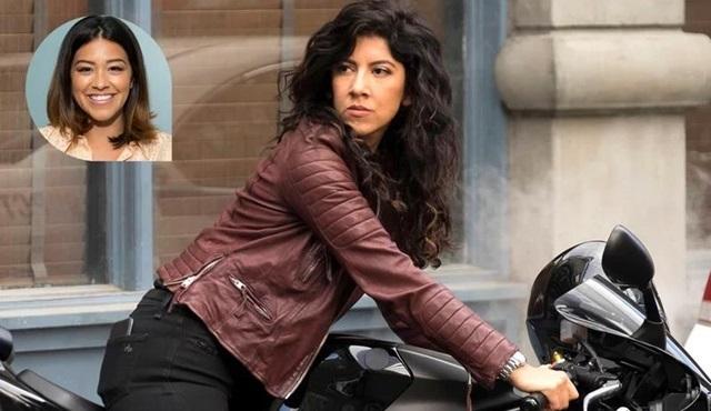 Gina Rodriguez, Brooklyn Nine-Nine dizisine konuk oluyor