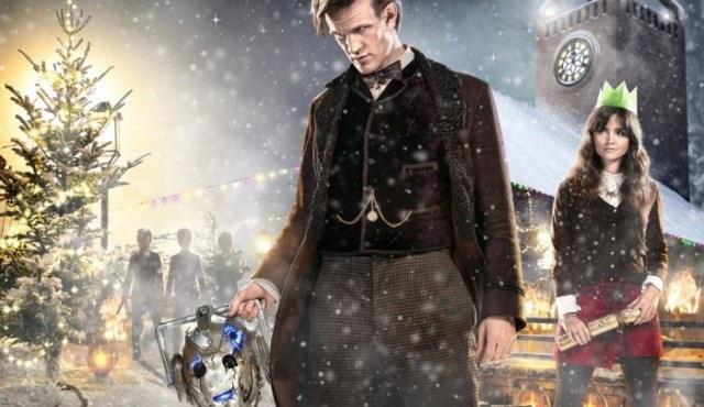 Doctor Who yeni yıl özel bölümleri